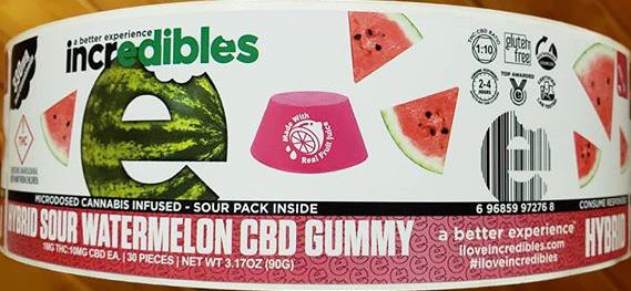 CBD Label Printing