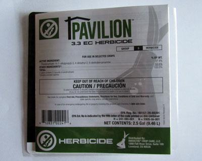 big booklet label